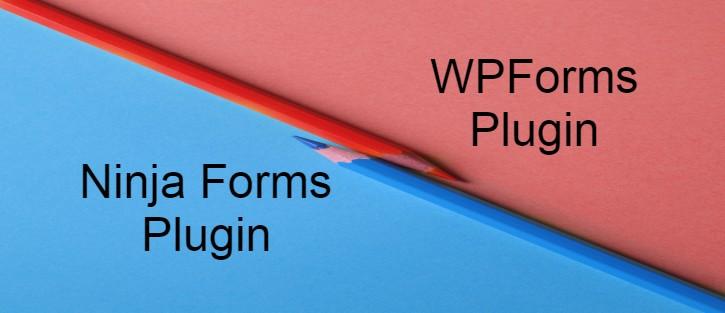 Ninja Forms vs WPForms