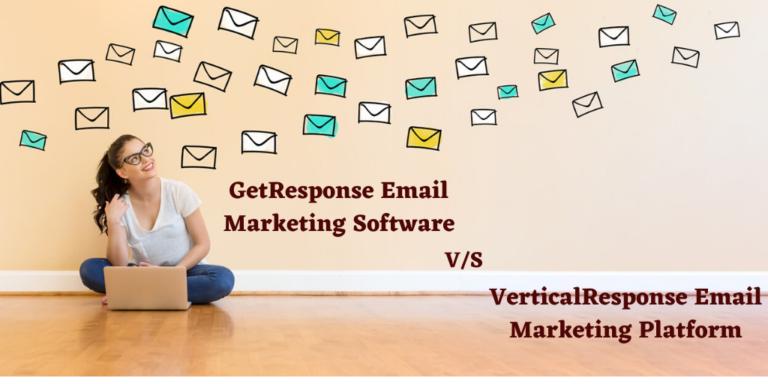 GetResponse vs VerticalResponse