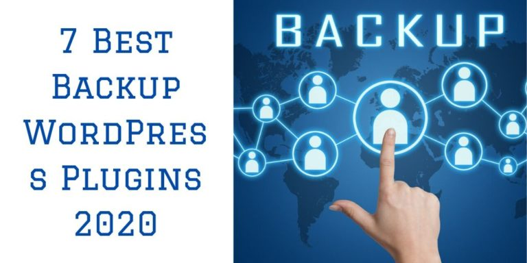 7 Best Backup WordPress Plugins