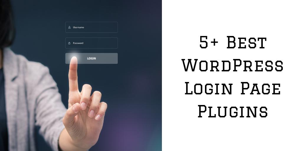 WordPress Login Page Plugins