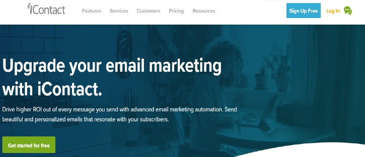 Icontact Email Marketing
