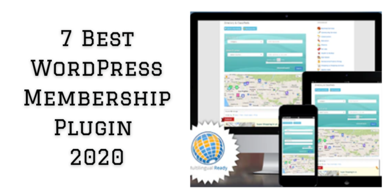 7+ Top-Most Directory WordPress Plugins 2020