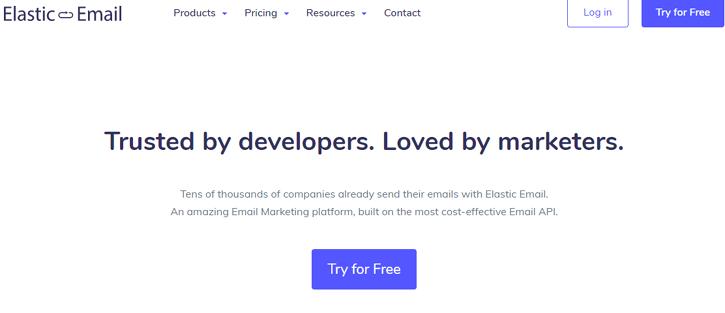 ElasticEmail