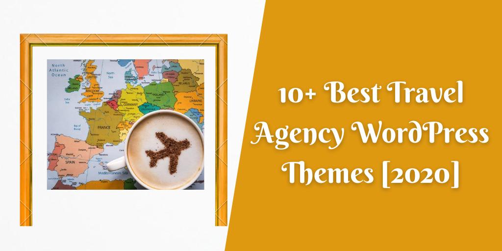 10+ Best Travel Agency WordPress Themes [2020]
