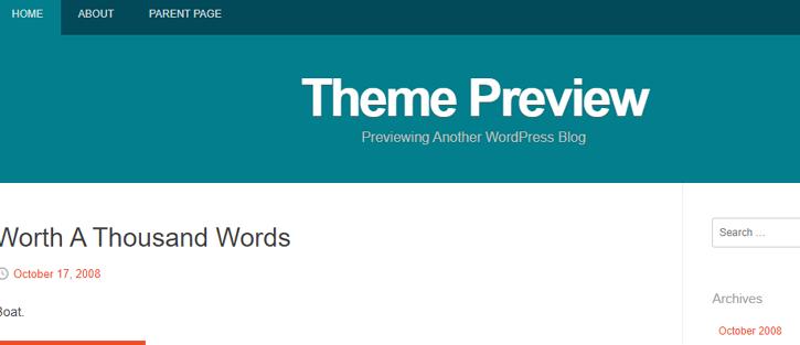 BIZMO - Corporate WordPress Themes