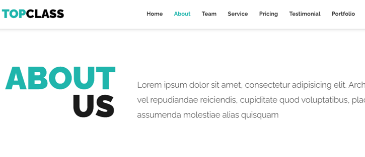 TopClass - Multipurpose Business
