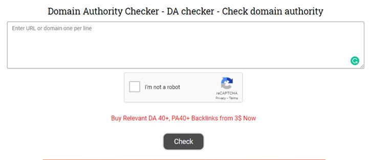 WebsiteSEOChecker