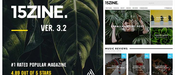 15Zine - HD Magazine
