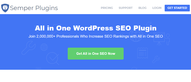 All in One SEO Pack - seo guide for wordpress