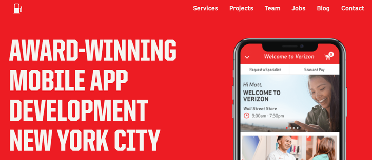 Fueled - Mobile App Development Companies NYC