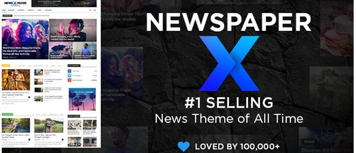 Newspaper – WordPress News Themes