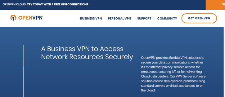 OpenVPN.net - what is a vpn