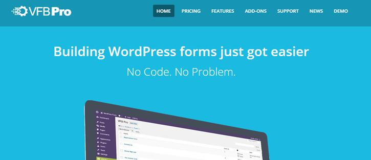 WordPress Form Builder
