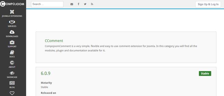 CComment Pro - best joomla comments extensions