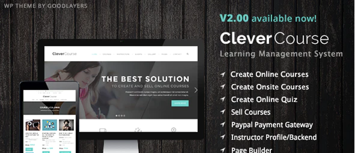 Clever Course – Education/LMS