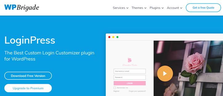 Custom Login Page Customizer - LoginPress