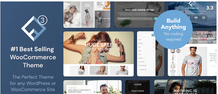 Flatsome - Best eCommerce Theme