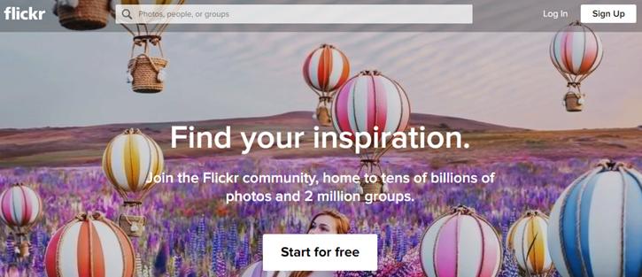 Flickr - Youtube alternatives