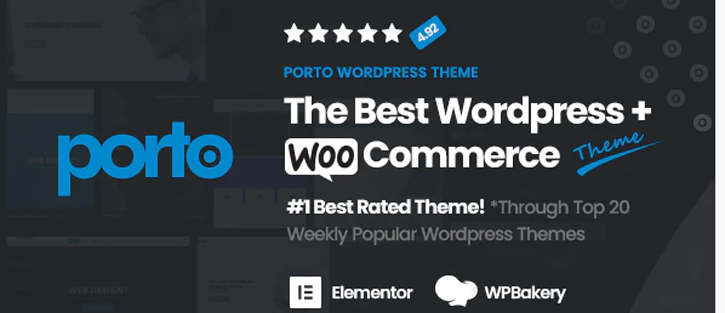 Porto - Best eCommerce Theme