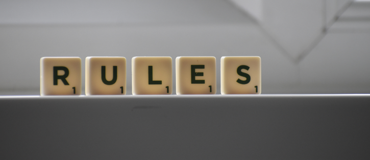 Rules - Affiliate Links in Blogs