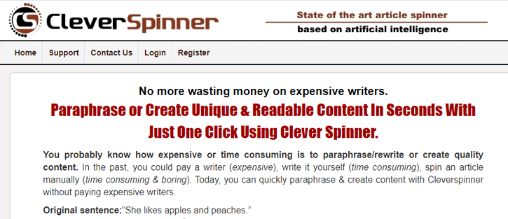 CleverSpinner