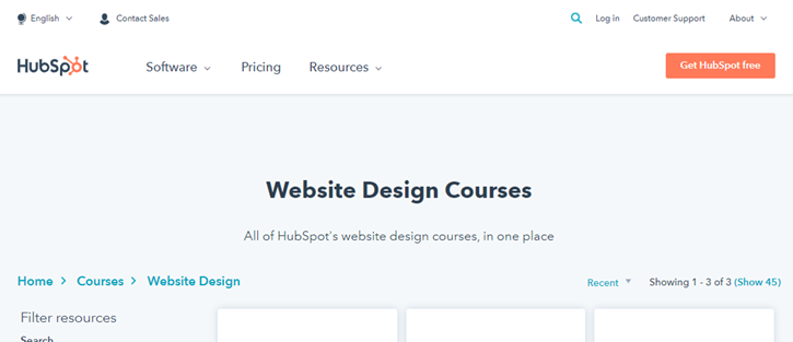 HubSpot - best resources to learn coding