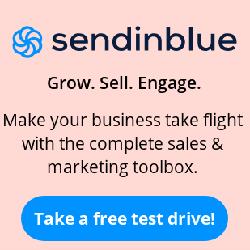 SendinBlue Email Marketing Service