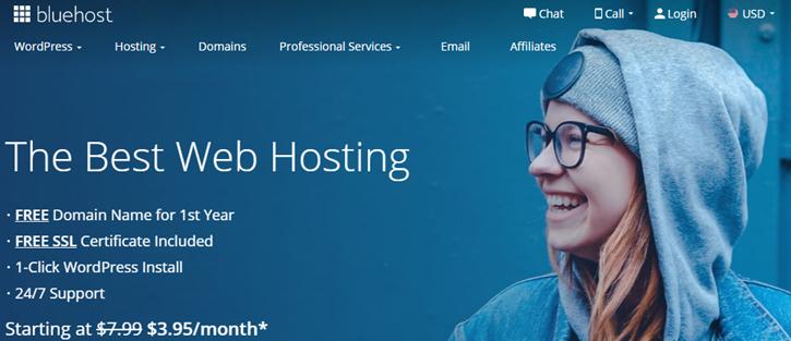 Bluehost - Namecheap alternatives