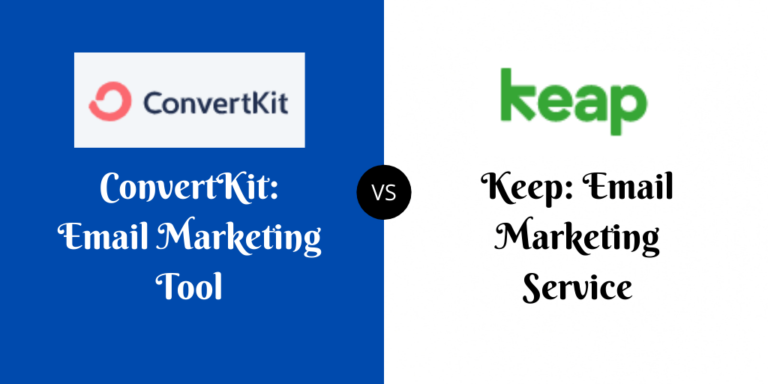 ConvertKit VS Keap_ Best One For Your Business