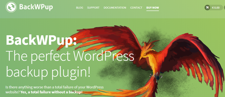 BackWPup - Backup And Restore WordPress Plugins