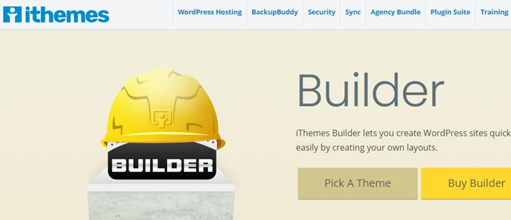 Builder - WordPress Theme Framework
