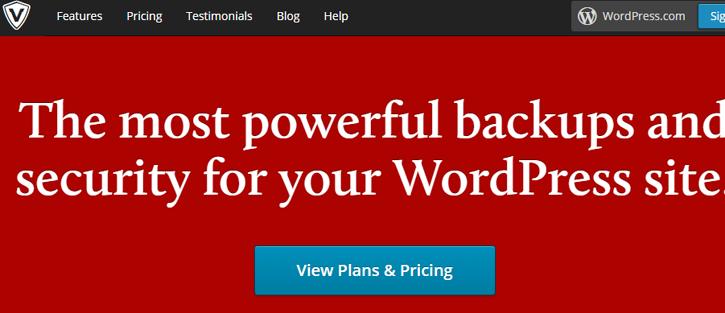 VaultPress - Backup And Restore WordPress Plugins