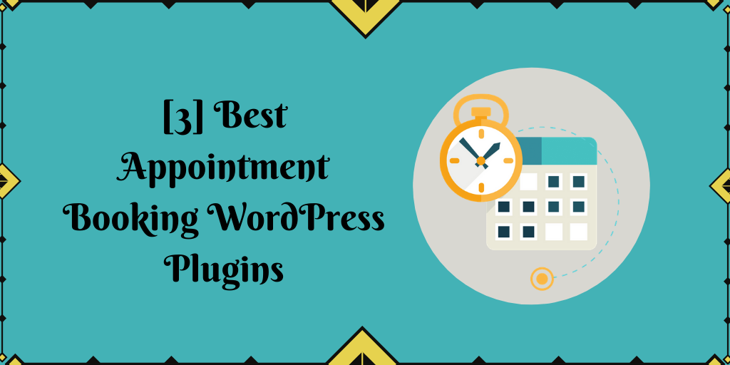 [3] Best Appointment Booking WordPress Plugins