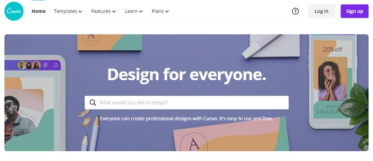 Canva - Best Free Logo Maker Software