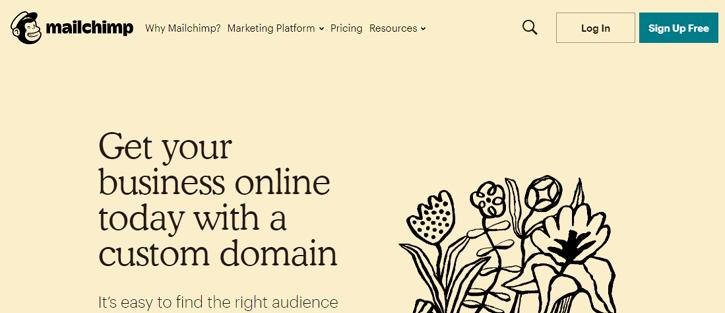 Mailchimp - Marketing Channels