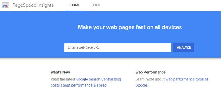 Page Speed For SEO