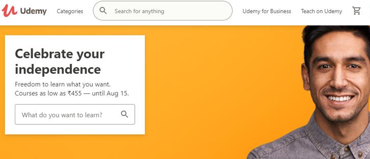 Udemy - Skillshare Alternatives