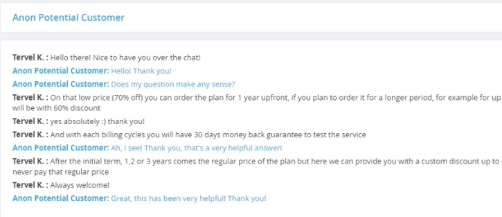SiteGround - Email Support