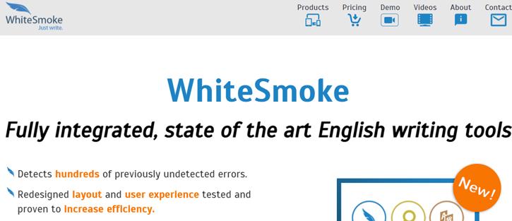 WhiteSmoke - Grammarly Alternatives